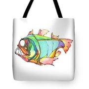 Imaginary Fish #1 Tote Bag