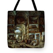 Imaginary Gallery Of Views Of Ancient Rome Tote Bag