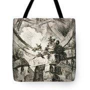 Imaginary Prison Tote Bag