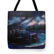 Imaginary Sea  Tote Bag