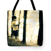 Imagination And Adventure Tote Bag by Bob Orsillo