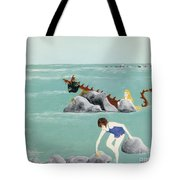 Imagination Of One Tote Bag