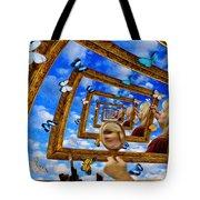 Imaginations Tote Bag