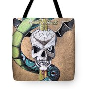 imaginative Simbol Tote Bag