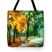 Imaginings Tote Bag