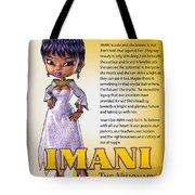 Imani, The Visionary Tote Bag