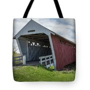 Imes Covered Bridge 2 Tote Bag