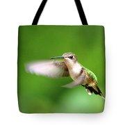Img_7512 - Ruby-throated Hummingbird Tote Bag