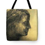 img836 Odilon Redon Tote Bag