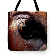 Img_9984 - Horse Tote Bag