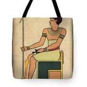 Imhotep, Egyptian Polymath Tote Bag