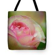 Imitation Love - Paper Rose Tote Bag