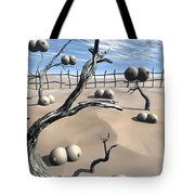 Imm Plants Tote Bag