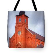 Immaculate Conception Catholic Church Tote Bag