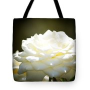Immaculate Rose Tote Bag