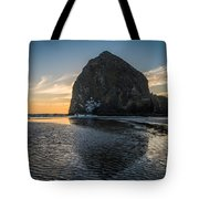 Immovable Object Tote Bag