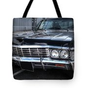 Impala - Supernatural Tote Bag