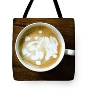 Imperfect Morning Tote Bag