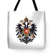 Imperial Coat Of Arms Of The Empire Of Austria-hungary 1815 Transparent Tote Bag