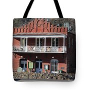 Imperial Hotel Amador City Tote Bag