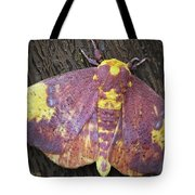 Imperial Moth Tote Bag