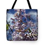 Imperial Tree Flowers Tote Bag