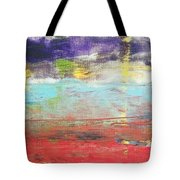 Impression Collection I In Sight Of Land  Tote Bag