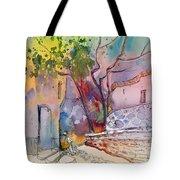 Impression De Trevelez Sierra Nevada 02 Tote Bag