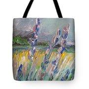 Impressionism Fantasy Field Tote Bag