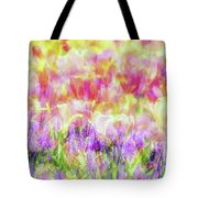 Impressionist Floral Xxxiv Tote Bag