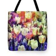 Impressionist Floral Xxxvii Tote Bag