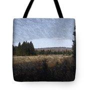 Impressionist Meadow Tote Bag
