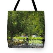 Impressionist Series #1 Tote Bag