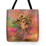 Impressionistic Still Life  Tote Bag