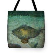 Impressionistic Sting Ray - 003 Tote Bag