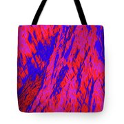 Impressions Of A Burning Forest 20 Tote Bag