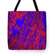 Impressions Of A Burning Forest 21 Tote Bag