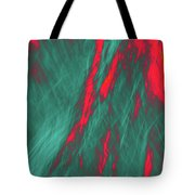 Impressions Of A Burning Forest 4 Tote Bag