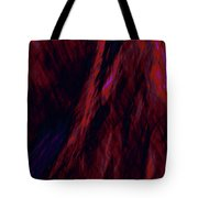 Impressions Of A Burning Forest 8 Tote Bag