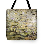 Impressions Of Giverny Tote Bag