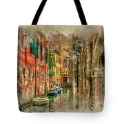 Impressions Of Venice Tote Bag