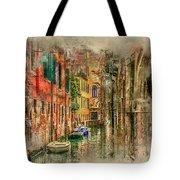 Impressions Of Venice Tote Bag