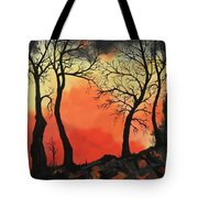 In A Different Light Tote Bag