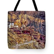 In A Far Land Tote Bag