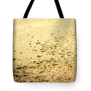 In A Golden Morning Tote Bag