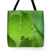 In A  Green World  Tote Bag