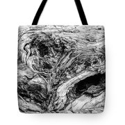 In A Knot Tote Bag