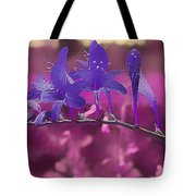 In A Pink World Tote Bag