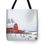 In A Rural Atmosphere Tote Bag