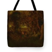 In A Wooded Glen Tote Bag